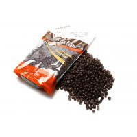 Black  flavor Hard Wax Hair Removal Beans Hot Film 300g Customized wax beans in can