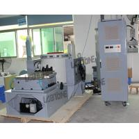 China Horizontal Vibration Lab Equipment , Vibration Test System With 51Mm Displacement on sale