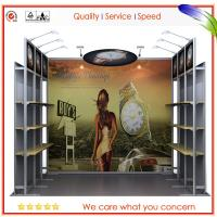 Wholesale Custom Trade Show Booth Display Aluminum Frame , Easy to Set Up from china suppliers