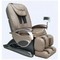 Wholesale Multifunction Electric Health Care Leather Music Massage Chair With Foot Stretch OEM / ODM from china suppliers