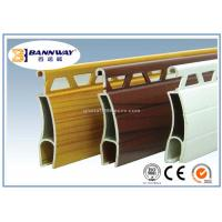Wholesale White Color Painting Roller Shutter Door Aluminium Profiles from china suppliers