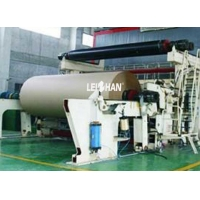 China 3200mm 200m/Min 200T/D Paper Recycling Production Line on sale