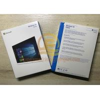 Wholesale Windows 10 Home Retail Full Version USB 3.0 64 Bit Original Key Card Inside Activation , Win 10 Home USB from china suppliers