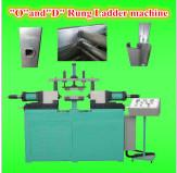 China CE Approved Aluminium Laddr Making Machine, Automatic Ladder Riveting Machine for sale
