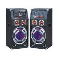Wholesale Karaoke 100 Watt Portable Bluetooth PA Speakers With Equalizer And Mic Input from china suppliers
