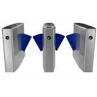Wholesale Outdoor Entrance Rfid Turnstile Access Control , Waterproof Pedestrian Turnstile Gate from china suppliers