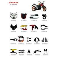 Wholesale ABS Plastic Material Motorcycle Spare Parts Honda CB190R Corrosion Resistant from china suppliers