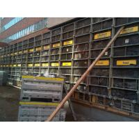 Concrete Wall Formwork , precast concrete wall panels with adjustable height , OEM for sale