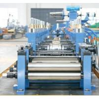 High Frequency GB700-88 Straight Seam Welded Tube Mill Line ZG60