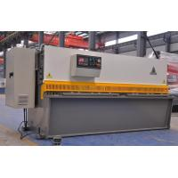 Buy cheap Hydraulic Power Steel Plate Shearing Machine for 4 - 40mm thickness Plate from wholesalers