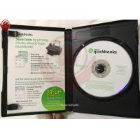 Wholesale Microsoft Office Quickbooks Financial Software 2017 pro 64 Bit Package DVD + COA License from china suppliers