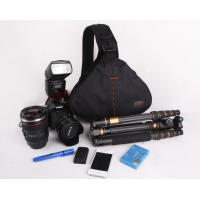 Wholesale Waterproof Triangle Camera Bag for Photographic Equipment from china suppliers
