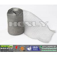 Wholesale Wire Mesh Demister Pad Material, gas and liquid filter Mesh from china suppliers