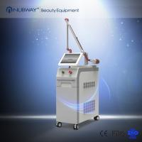 China Multifunctional High quality Nubway new arrival 600ps picolaser q switch 1064 nd yag 532 ktp tattoo removal for sale