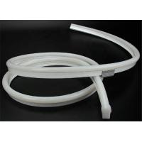 Wholesale V-2 Flame Resistant Outdoor LED Rope Lighting 6mm Wide Stable Reliability from china suppliers