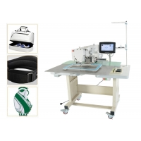 Wholesale Single Needle 750W 240V 12.7mm Stitch Programmable Sewing Machine from china suppliers