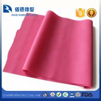 China flexible latex rubber sheet on sale