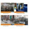 Citrus Orange Juice Beverage Processing Plant Aseptic Carton Bottle Type for sale