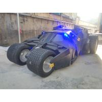 Wholesale event party deco  batman's car model carmobile as decoration statue in shop/ mall /event celebrity activity from china suppliers