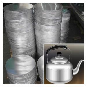 Wholesale Kettle Material Aluminium Cutting Disc / Deep Drawing Aluminum Circle 1050  1060  3003 from china suppliers