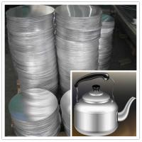 Wholesale Kettle Material Aluminium Cutting Disc / Deep Drawing Aluminum Circle 1050  1060  3003 from china suppliers