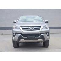 Buy cheap TOYOTA Fortuner 2016 2017 New Spare Parts , Front Bumper Guard and Rear Guard from Wholesalers