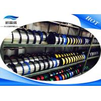 Wholesale 1KM 2KM 5KM Bare Fiber Optic Spool For Test , Single Fiber Optic Cablewith Connectors from china suppliers