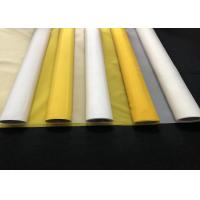 Wholesale 32 T-100 Micron Fabric Printing Materials Silk Screen Mesh Heat Resistance from china suppliers