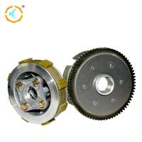 China Chongqing Motorcycle Clutch Kits , CG125 Motorcycle Centrifugal Clutch for sale