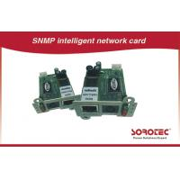 Remote Monitoring UPS Accessories , SNMP / AS400 Card For UPS for sale