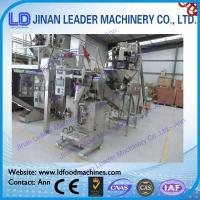Wholesale Automatic snacks food packing machinery stainless steel from china suppliers