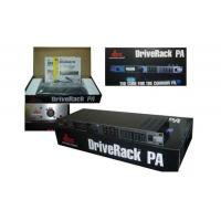 Wholesale DBX Professional audio processorDriveRack PA /Loudspeaker Management System from china suppliers