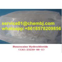 Wholesale Pharmaceutical oral topical anesthetic Source Benzocaine Hydrochloride CAS 23239-88-5 from china suppliers