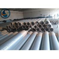 Wholesale Stainless Steel Sand Control Wedge Wire Screen Pipes In Water Well Drilling from china suppliers