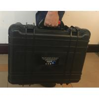 Wholesale Suitcase UF Portable Water Filtration System / Travel Water Filter With Solar Panels from china suppliers