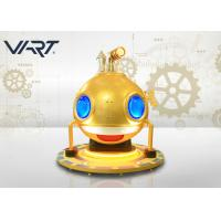 Wholesale Toddler VR Submarine Simulator / 9D Virtual Reality Game Machine from china suppliers