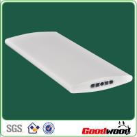 Wholesale PVC Louver Shutter Profiles Window Shutter Components from china suppliers