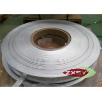 China Silver Anodized Aluminum Strip Sheet With Mill Finish Moisture Proof on sale