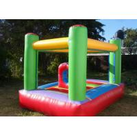Wholesale Small Pvc Material Kids Inflatable Bouncers Outdoor Soft Jumping House For Party from china suppliers