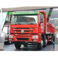 Wholesale HOT SALE SINOTRUK HOWO 6X4 290 Horsepower-380 Horsepower EURO II/III Full FENDER DUMP TRUCK from china suppliers