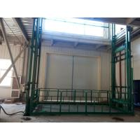 Wholesale Industrial And Mining Freight Lift Elevator Machine Room / Automatic Door from china suppliers