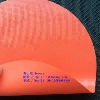 Buy cheap 0.45mm Flame Retardant Rubber Coated Fabric for Protective Clothing from wholesalers