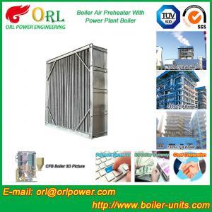 Quality Power Plant CFB Boiler APH / Regenerative Air Preheater For Boiler for sale