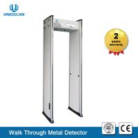 Buy cheap Economic and Hot 6 Zones Walk Through Metal Detector for Library and Hotel. from wholesalers
