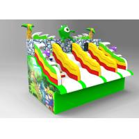 Wholesale Huge Monster Theme Inflatable Water Slide Combo , Commercial Water Slides For Adults from china suppliers