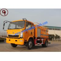 China Customized Color 6x4 Compactor Garbage Collection Truck , 15CBM Dredging Cleaning Truck for sale