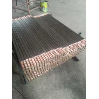 Quality titanium clad copper rod and bar Stainless Steel Clad Copper f for sale