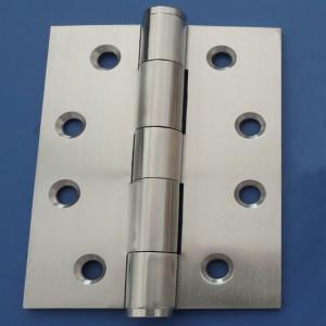 Quality 3 inch Stainless steel 304 grade Narrow door hinges for wooden door for sale