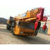 Buy cheap Used Kato 50t crane from wholesalers