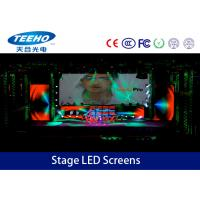 Wholesale Commercial Indoor Full Color P4 Stage LED Screens For Concerts , High Definition from china suppliers